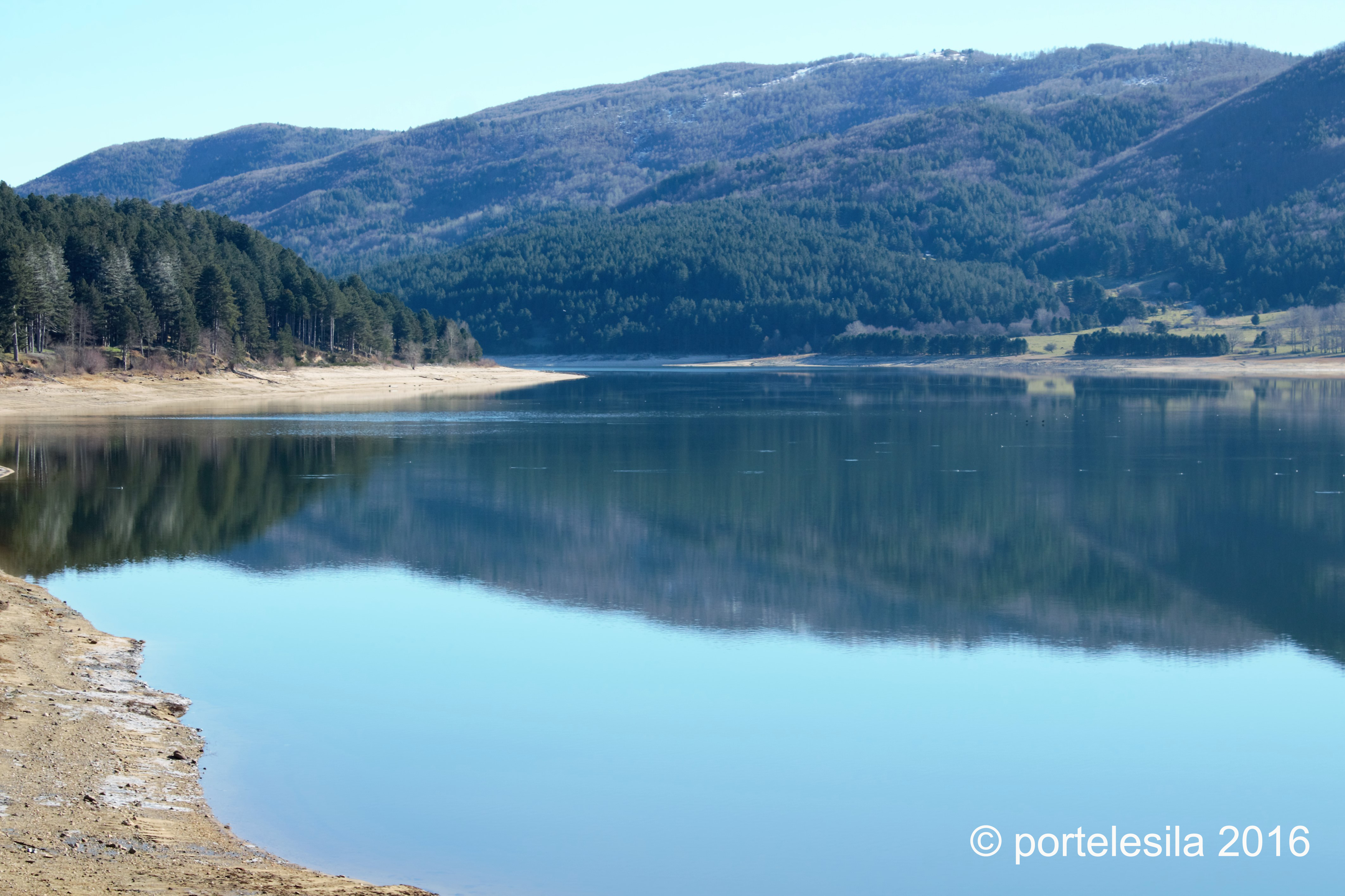 Lago Arvo, Giuseppina Pascuzzo
