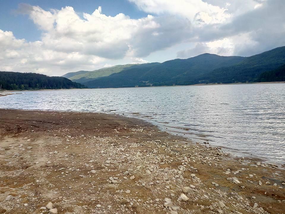 Lago Ampollino, Fabio Mauro