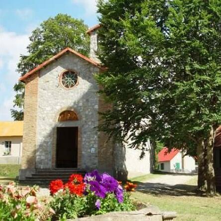 Chiesa della Madonna Assunta, Tirivolo. Foto di Mari D\'Anna