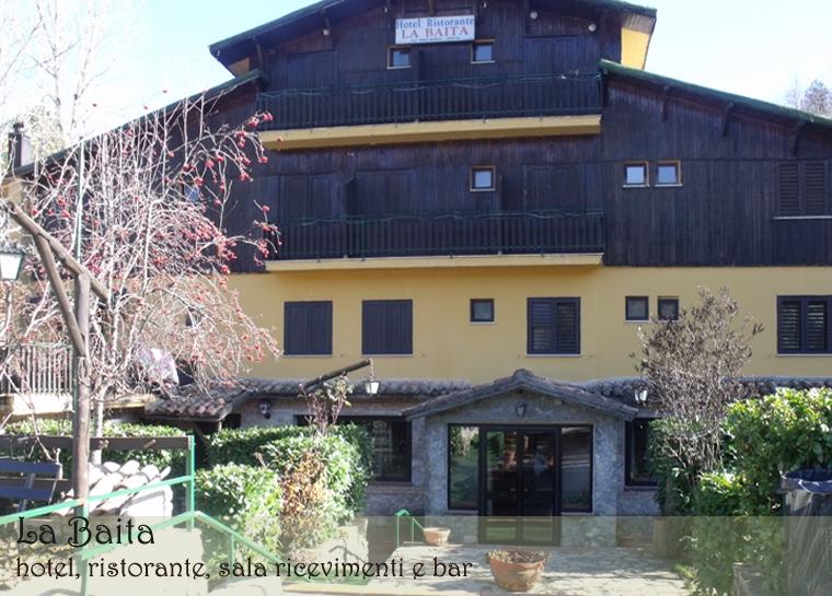 "hotel Ristorante ""La Baita"""