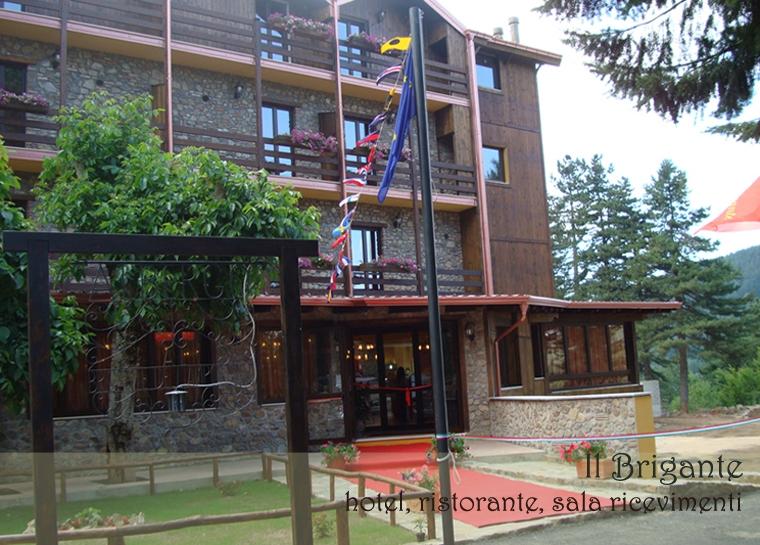 """Hotel Ristorante """"Il Brigante"""""""