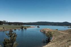 I laghi della Sila: Cecita, il grande lago