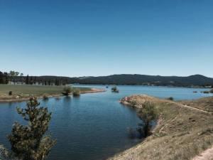 Lago Cecita in una foto del 2015