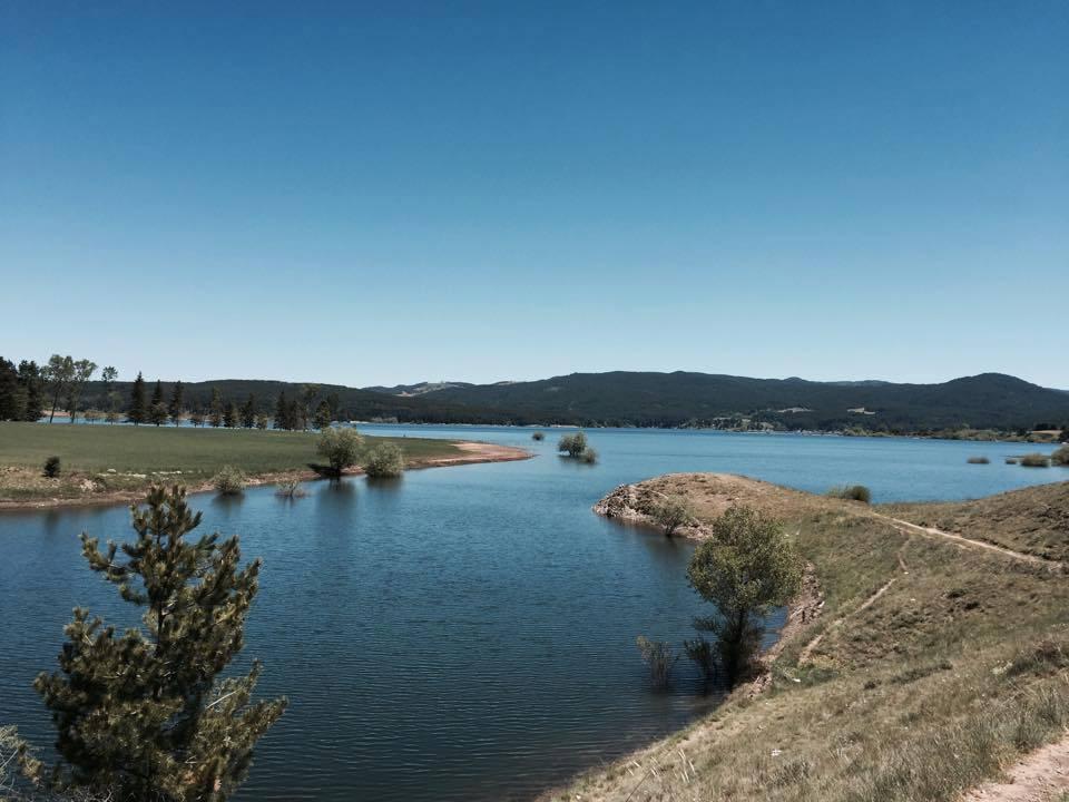 I laghi della sila cecita il grande lago for Planimetrie della cabina del lago