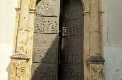 Chiesa del Ritiro, portale. Foto di Marco Garcea, CAI Catanzaro