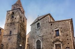 Chiesa Madre e Torre Campanaria. Foto di Angelo Adorisio.