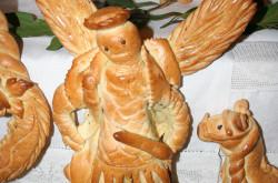 Fede di pane: cibo e religione