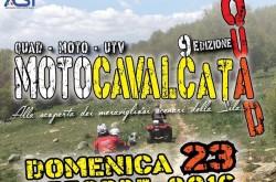 9 edizione motocavalcata della Sila