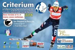 Finali Nazionali Criterium Interappenninico Fondo 2018