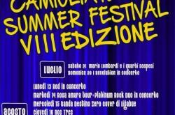 Camigliatello Summer Festival VIII Edizione