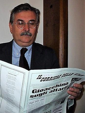 Gian Antonio Stella, inviato del Corriere della Sera